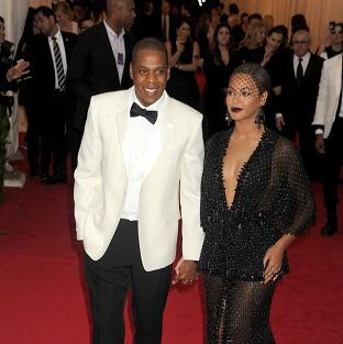 Jay-Z and Beyonce attended the Met Gala event at the Metropolitan Museum of Art in New York