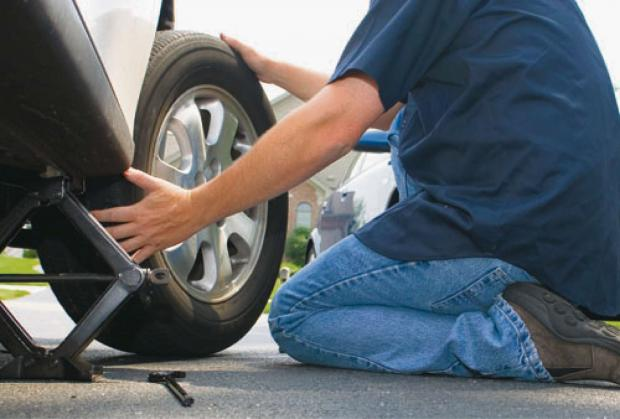 Somerset's drivers urged to check their tyres before making a summer getaway