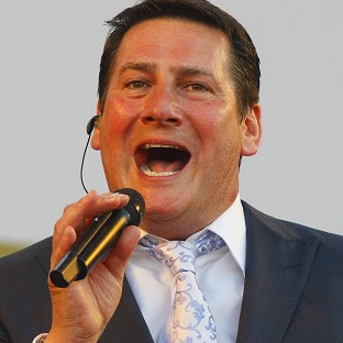 Spandau Ballet's Tony Hadley was promoting the new documentary Soul Boys Of The Western World