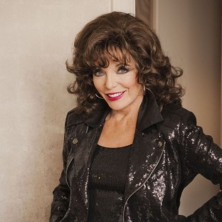 Joan Collins: I won't slow down