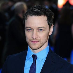 Burnham and Highbridge Weekly News: James McAvoy says he never thinks that he looks good on screen