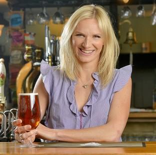 Burnham and Highbridge Weekly News: Jo Whiley spent 26 hours on a treadmill