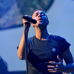 Coldplay are top of the album charts again
