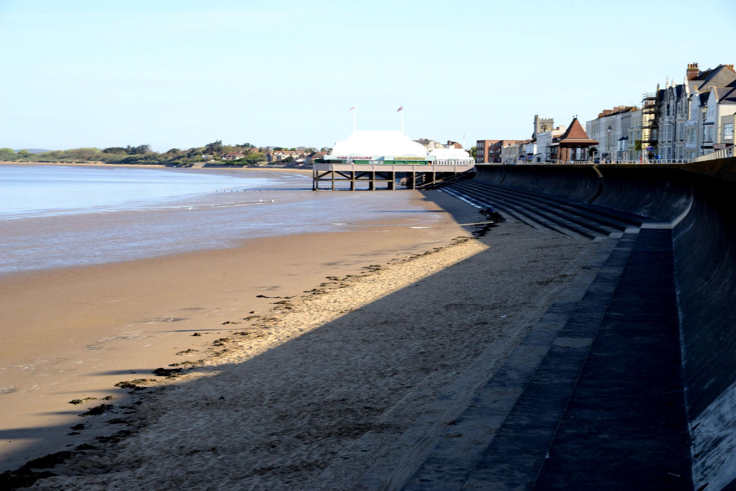 EA helps ensure Burnham beach passes tough EU regulations