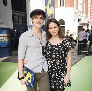Tom and Giovanna Fletcher are proud parents to baby son Buzz