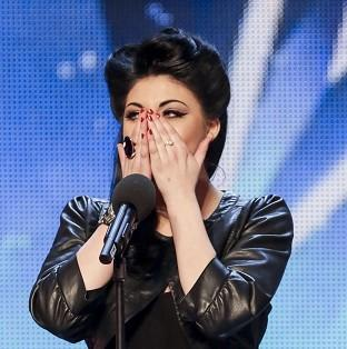 Lucy Kay has sailed through to the Britain's Got Talent final.