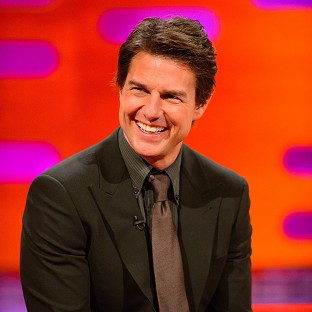 Tom Cruise has said he tried out some dangerous stunts as a child