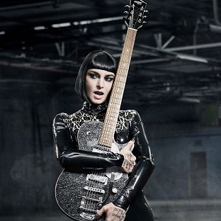 Sinead O'Connor has vamped up her look for her new album