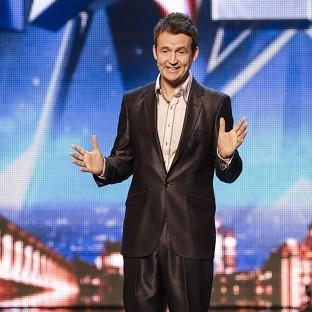 Jon Clegg is the Britain's Got Talent 'wildcard' act