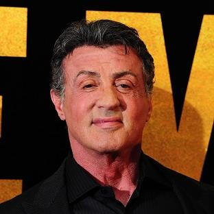 Sylvester Stallone is the star of the Expendables fil
