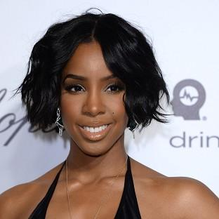 Kelly Rowland got married last month