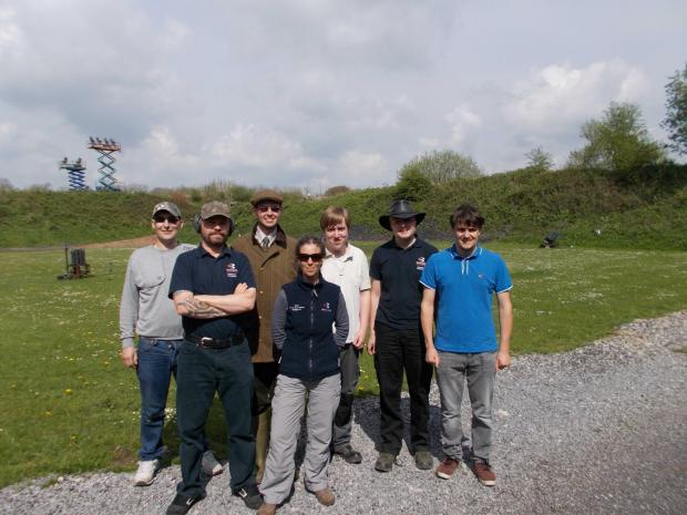 Burnham and Highbridge Weekly News: Students spend the day at Mendip Shooting Ground
