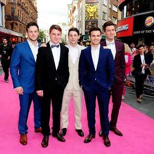 Collabro have been signed by Simon Cowell to label Syco