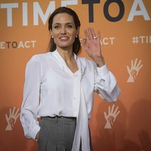 Angelina Jolie has been given an honorary damehood