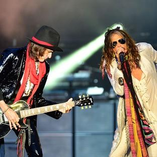 Burnham and Highbridge Weekly News: Aerosmith's Joe Perry and Steven Tyler put aside their differences to headline the Download Festival