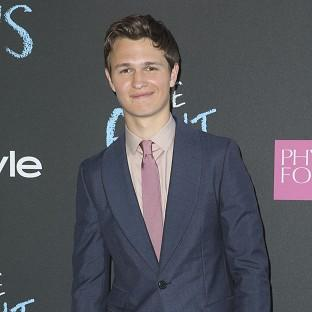 Ansel Elgort stars in The Fault In Our Stars