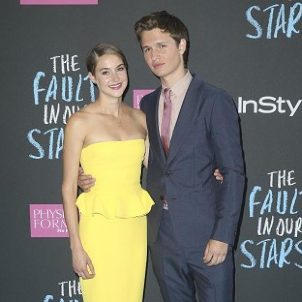 Burnham and Highbridge Weekly News: Divergent stars Ansel Elgort and Shailene Woodley reunite for drama, The Fault In Our Stars