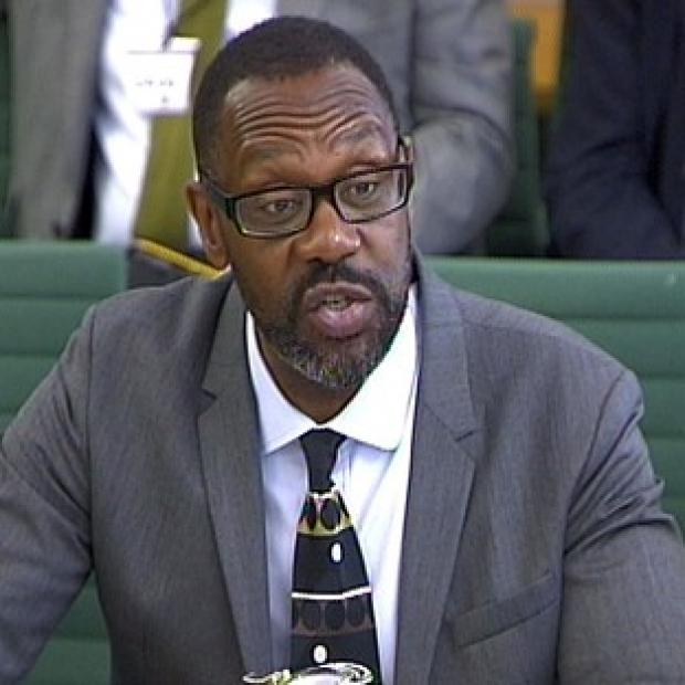 Burnham and Highbridge Weekly News: Lenny Henry gives evidence to the Culture, Media and Sport committee