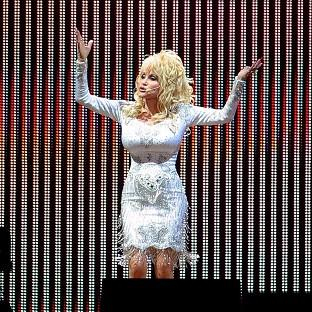 Dolly Parton will take to the Glastonbury stage