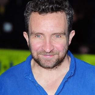 Eddie Marsan was honoured in Edinburgh