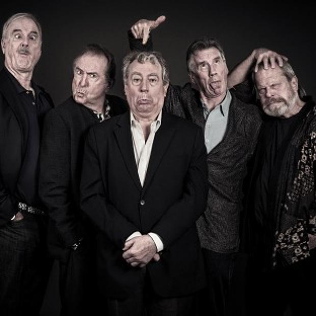 Burnham and Highbridge Weekly News: The Monty Python team have reunited for a series of stage shows
