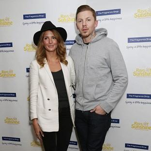 Millie Mackintosh suggested Professor Green's comment was taken the wrong way