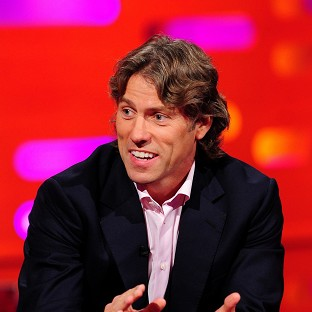 John Bishop says he's glad his success came later in life