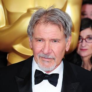 Harrison Ford returns as Han Solo in the new Star Wars film