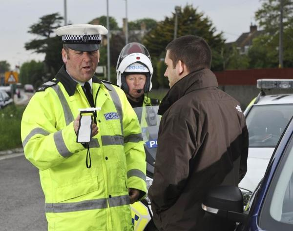 Over 150 drink driving arrests in