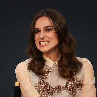 Keira Knightley had to film Begin Again in a hurry on the streets of New York