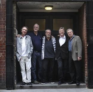 Eric Idle, John Cleese, Terry Gilliam, Michael Palin and Terry Jones have enjoyed success with their live shows
