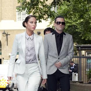 Tulisa Contostavlos' personal assistant Gareth Varey has apologised for comments made when he wa