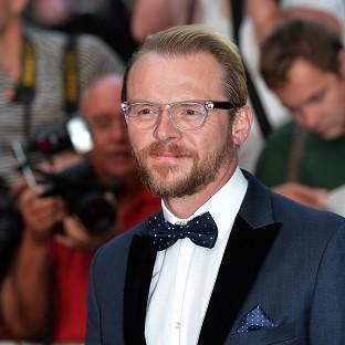 Simon Pegg has appeared in some of the biggest movies of the