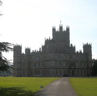 Highclere Castle is opening its doors to raise money for charity