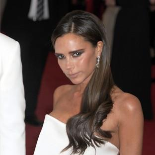 Victoria Beckham donated hundreds of clothing items to a charity sale