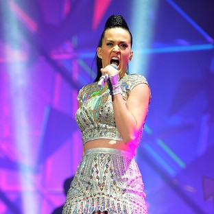 Katy Perry said she has dated non-celebrities in the past