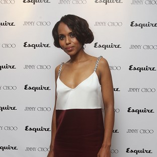 Kerry Washington said shooting Scandal during her pregnancy was challenging