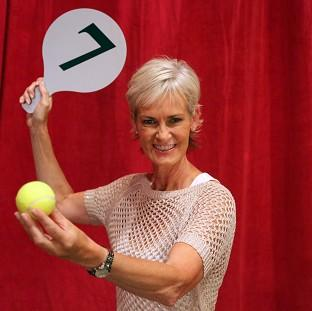 Judy Murray, the mother of tennis star Andy, has officially confirmed she is to be a contestant