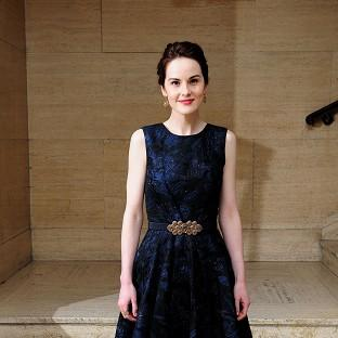 Downton Abbey star Michelle Dockery is to become Oxfam's f