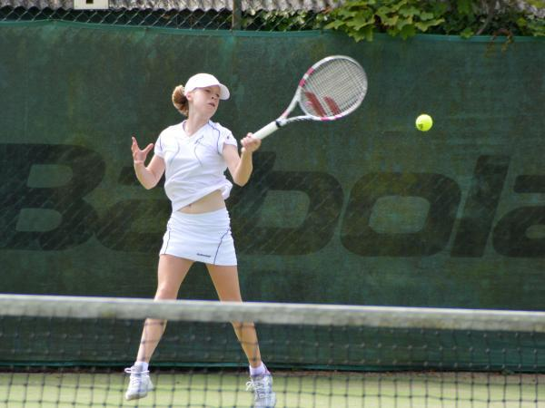 TENNIS: Championships under way at The Avenue