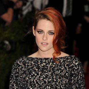 Kristen Stewart took part in the Ice Bucket challenge