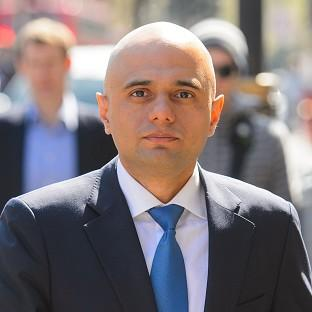 Culture Secretary Sajid Javid says there could be a new law if web firms do not crack down on pirate sites