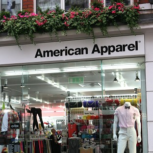 American Apparel disputed claims that the ads were part of a back to school campaign