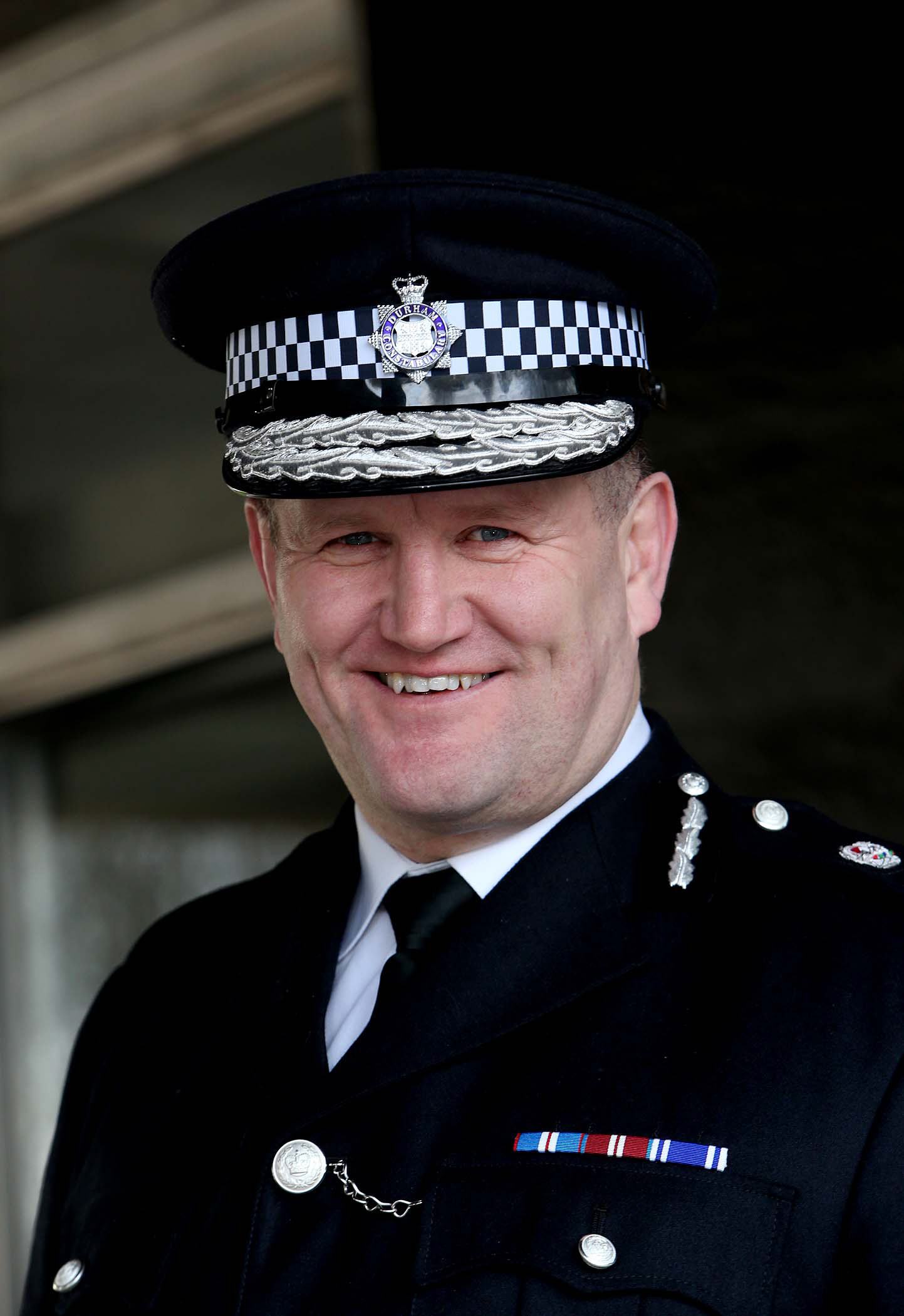 Mike Barton has been confirmed as the new Chief Constable of Durham Constabulary..