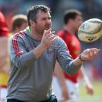 Burnham and Highbridge Weekly News: Munster coach Anthony Foley was satisfied with the 14-3 victory over Saracens on Friday night