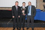 Ollie Allen is Somerset Rebels' rider of the year