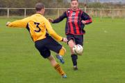 Hat-trick hero Taylor fires Berrow to third consecutive win