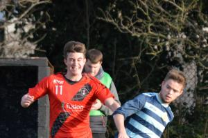Burnham United Reserves edged out by Uphill Castle