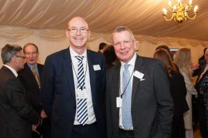 Taunton lawyers attend House of Commons reception for Brainwave charity