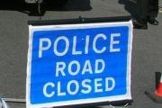 Causeway closed in Highbridge following accident